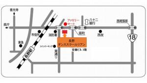 長野リアン地図