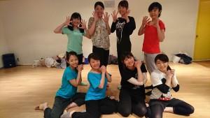 長野ダンススクールリアン 4.27