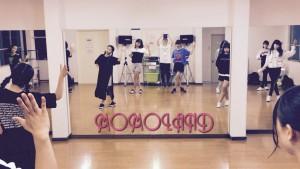 長野ダンススクールKPOP 10.12
