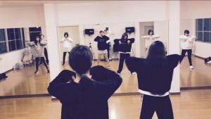 長野ダンススクールリアンK-POP10.15