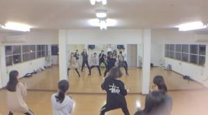 長野ダンススクールリアン5.5